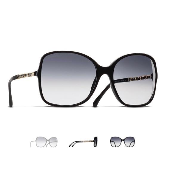 c46168702b11 CHANEL Accessories - Chanel Square Winter Sunglasses